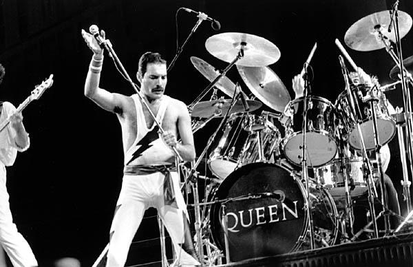 Queen Rock in rio 85