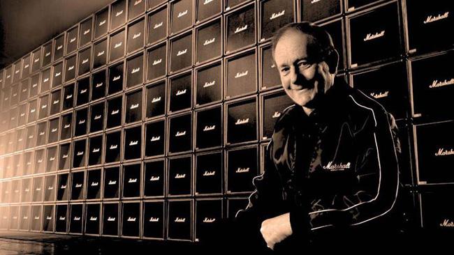 Jim Marshall amplificadores